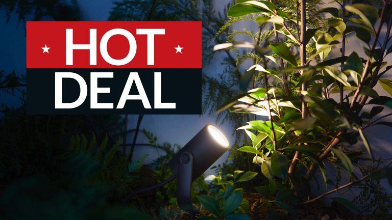 Philips Hue outdoor lights deal