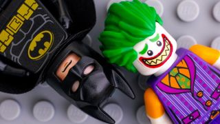 Lego Batman and Joker