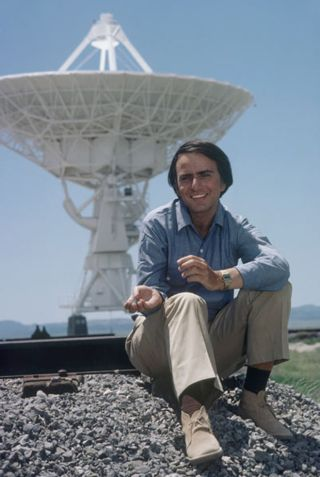 Carl Sagan's 'Cosmos' Returns to Television