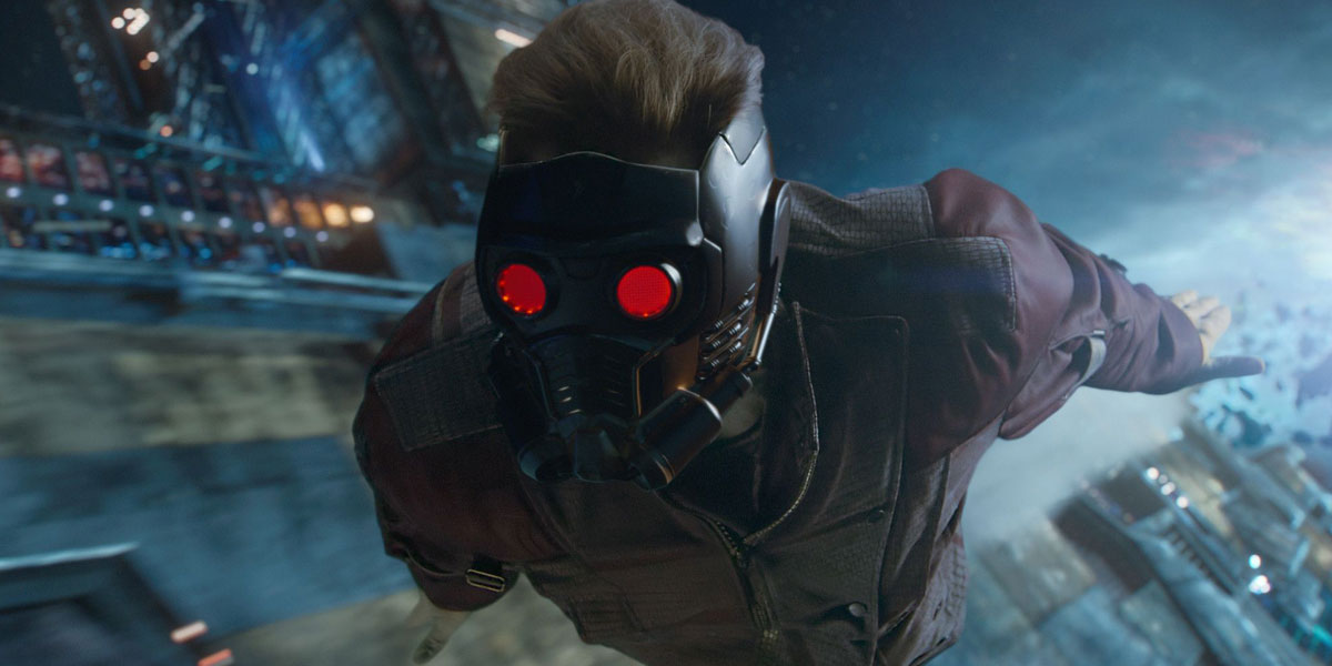 Chris Evans back as Star-Lord in GOTG Vol. 3