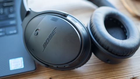 6d2b72a39a2 Bose QuietComfort 35 II review. Smart noise-cancelling headphones for ...