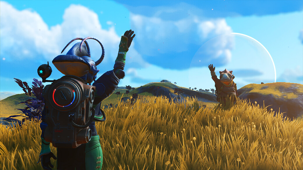 No Man's Sky Beyond Patch Notes | PC Gamer