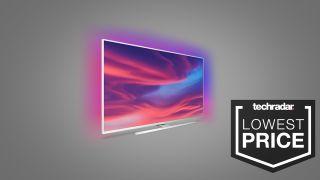 Philips Ambilight 4K TV deals sales prices