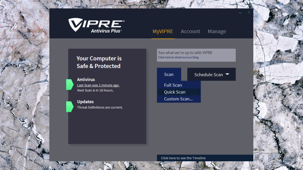 VIPRE Antivirus solutions