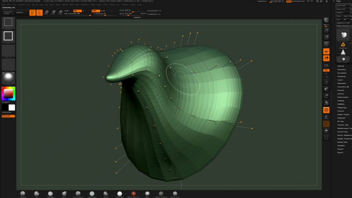 10 essential ZBrush shortcuts to improve your workflow