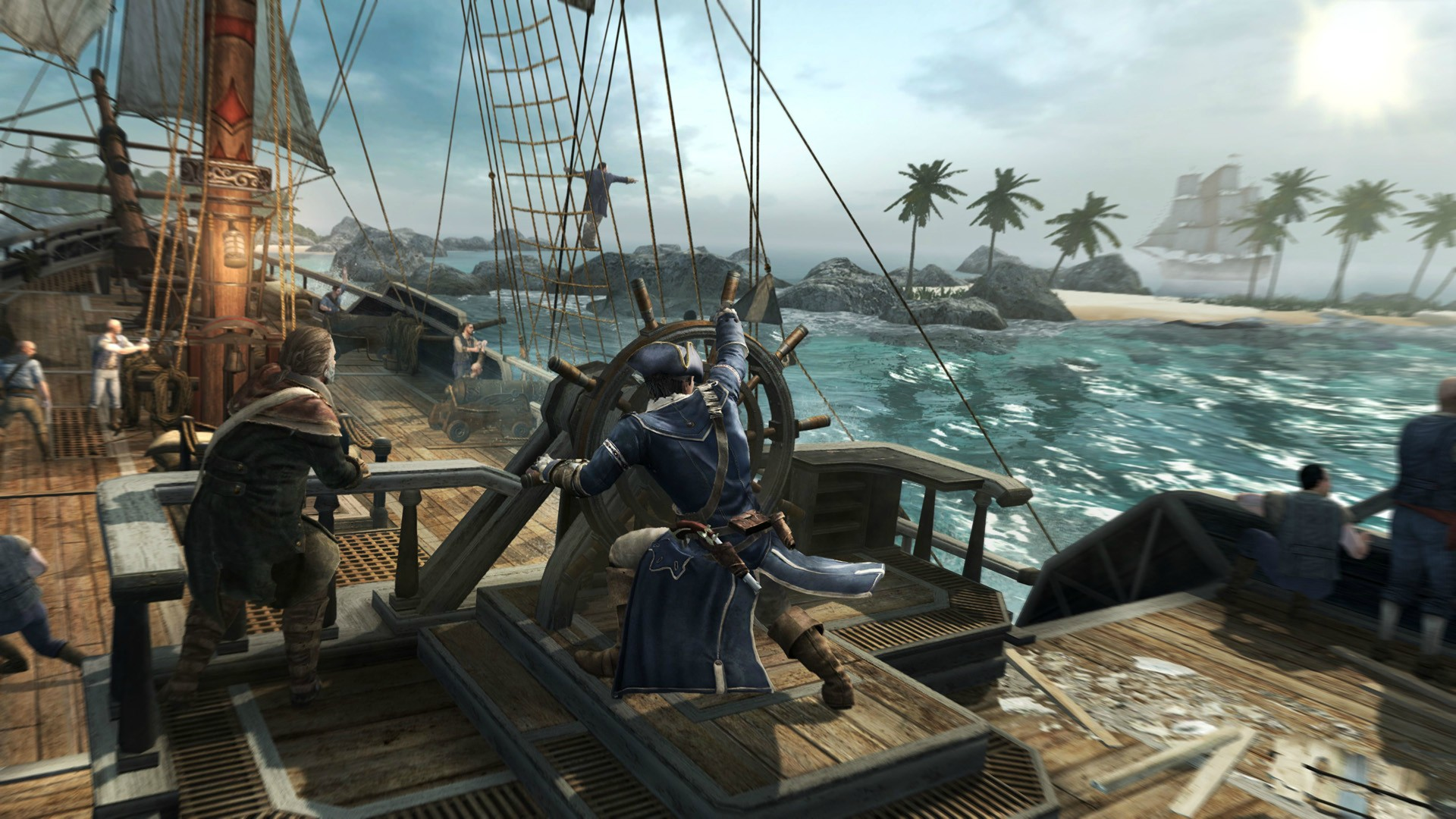 Assassin's Creed 3 Screenshots Travel Across The Colonies #24032