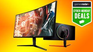 Cyber Monday 144hz monitor deals: LG Ultragear