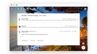 Tidy Gmail inbox