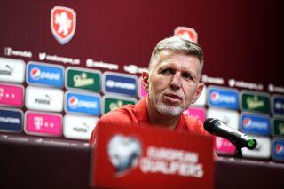Czech Republic Training and Press Conference – Sinobo Stadium