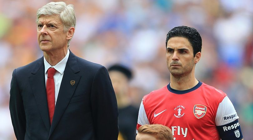 Arsene Wenger gives verdict on Mikel Arteta and his Arsenal team