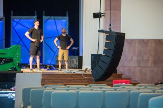 Two Rivers Church Knoxville Uses D&B Audiotechnik