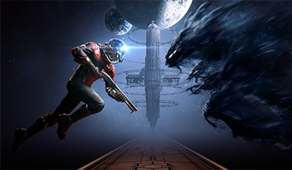 A space battle unfolds in Prey