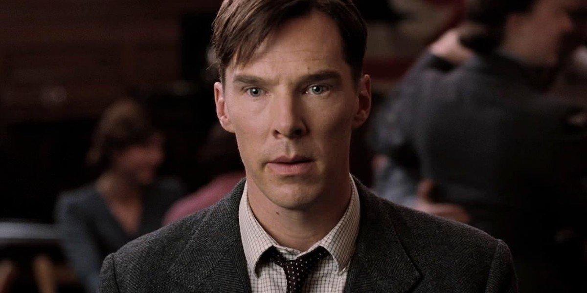 Benedict Cumberbatch as Alan Turing in WWII era biopic The Imitation Game