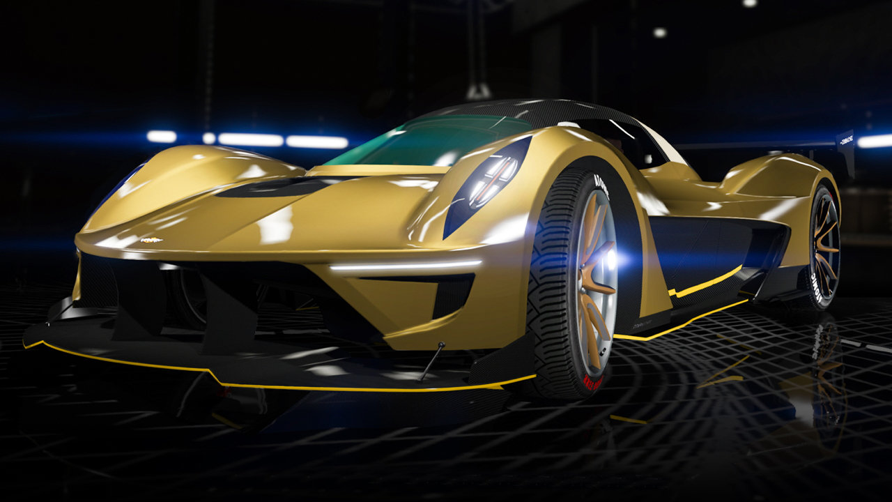 Gta Online Fastest Cars Every Supercar Tested To Give You An Exact
