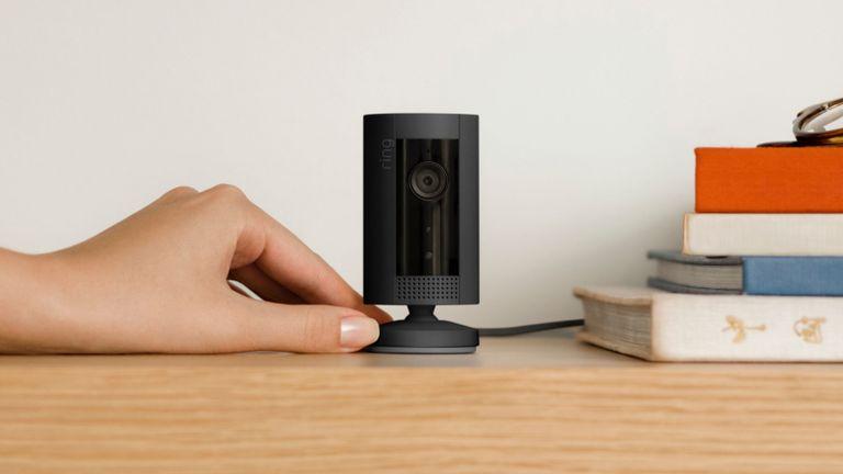 best indoor security camera: Ring Indoor Cam Security Camera