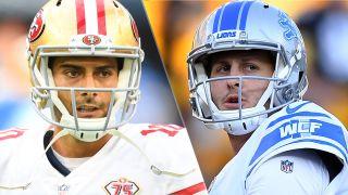 49ers vs Lions live stream