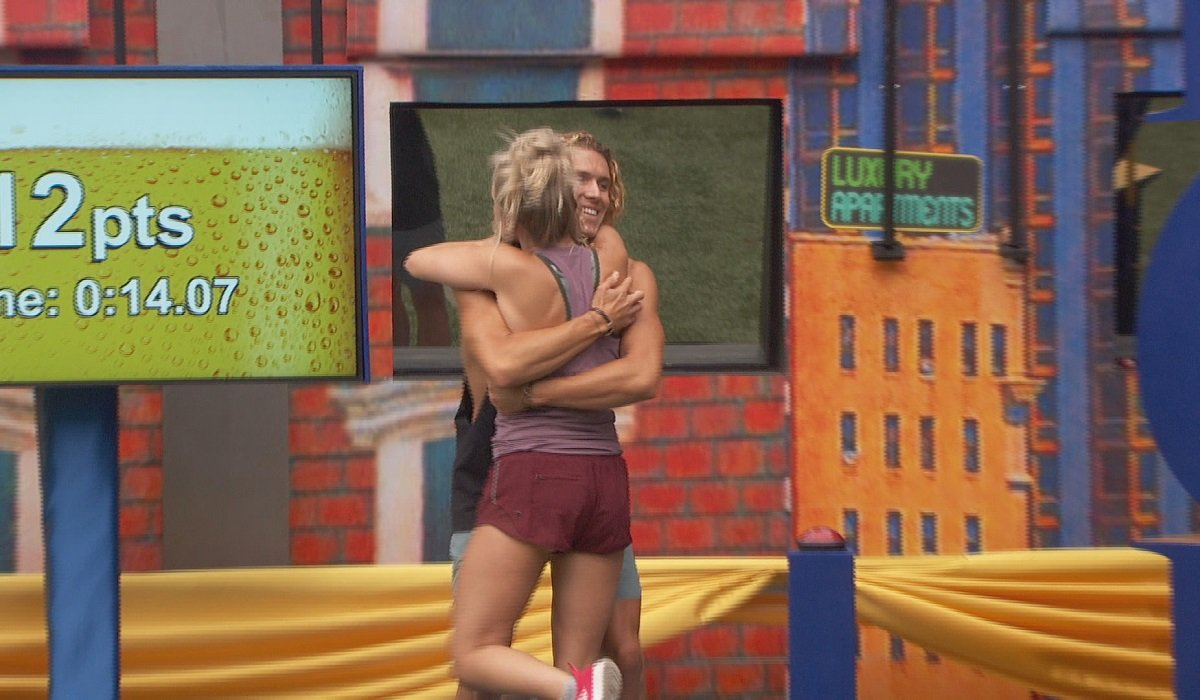 Tyler Nicole Franzel Big Brother All-Stars CBS