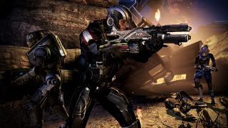 Mass Effect 3 weapons