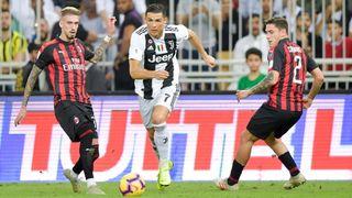 Juventus vs AC Milan live stream