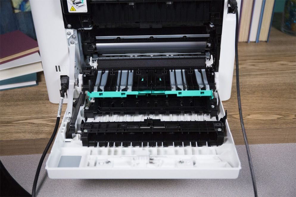 HP LaserJet Pro MFP-M477fdw Review | Top Ten Reviews