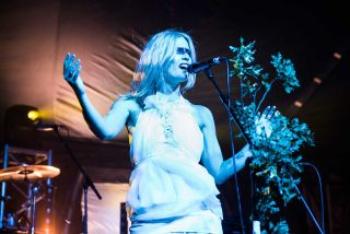Myrkur at Download festival