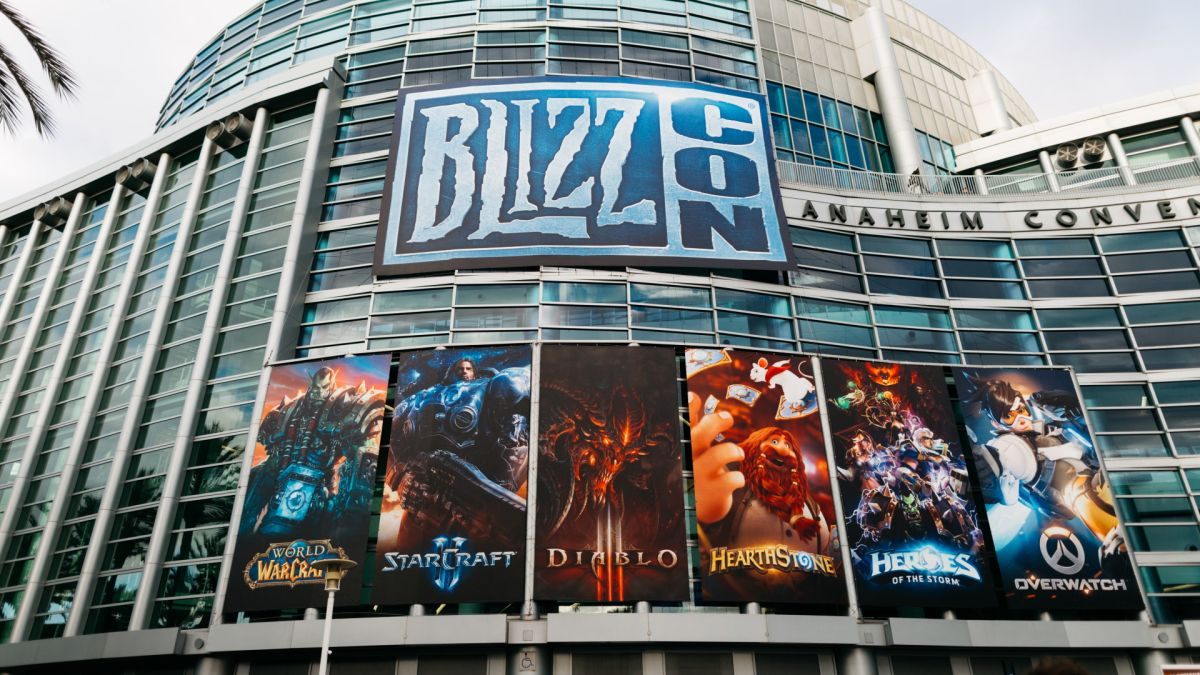 BlizzCon 2020 is canceled   PC Gamer