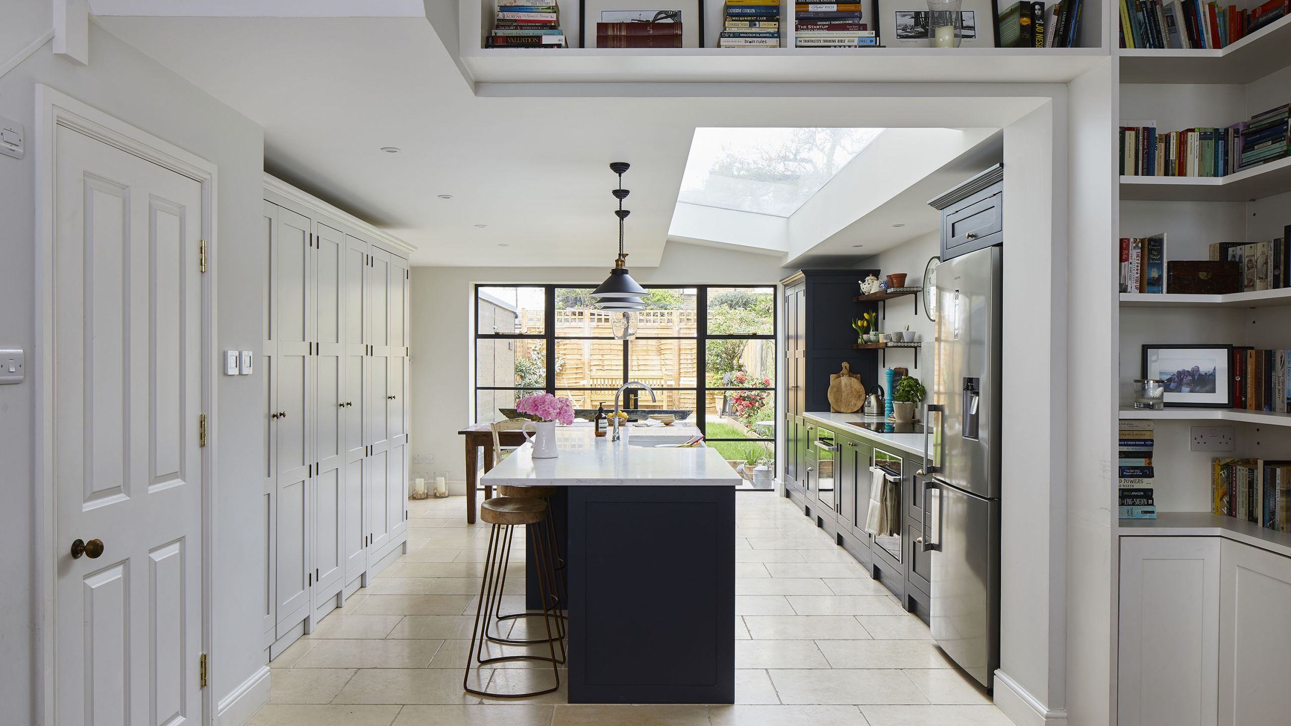 Real kitchen: a remodel makes way for an open-plan kitchen diner
