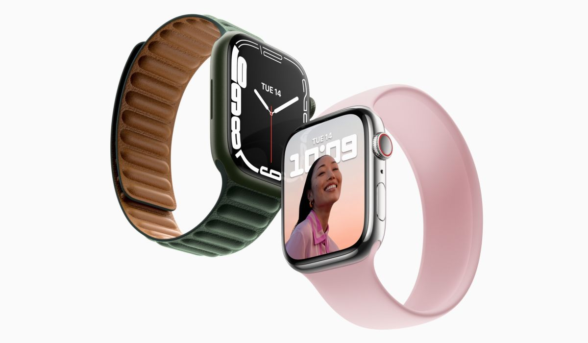 Apple Watch Series 7: Three things to know for fitness fans