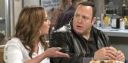 Why Leah Remini Says She Didn't Try Getting King Of Queens Co-Star Kevin James Into Scientology