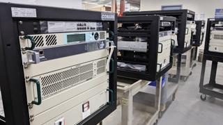 Comark EC700 transmitters