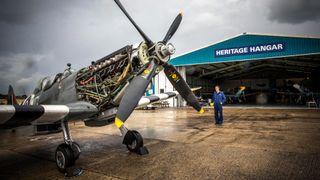 The Great British Spitfire Restoration