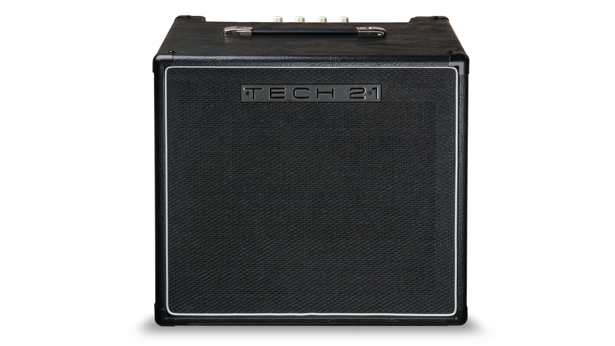 Tech 21 unveils FRFR Power Engine Deuce Deluxe cab for guitar and bass