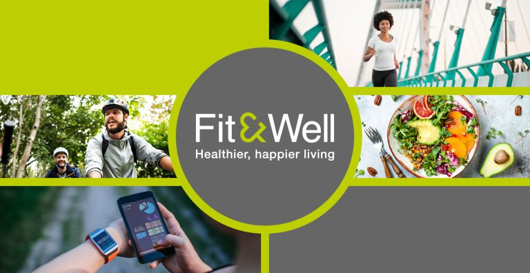 Fit&Well email newsletter