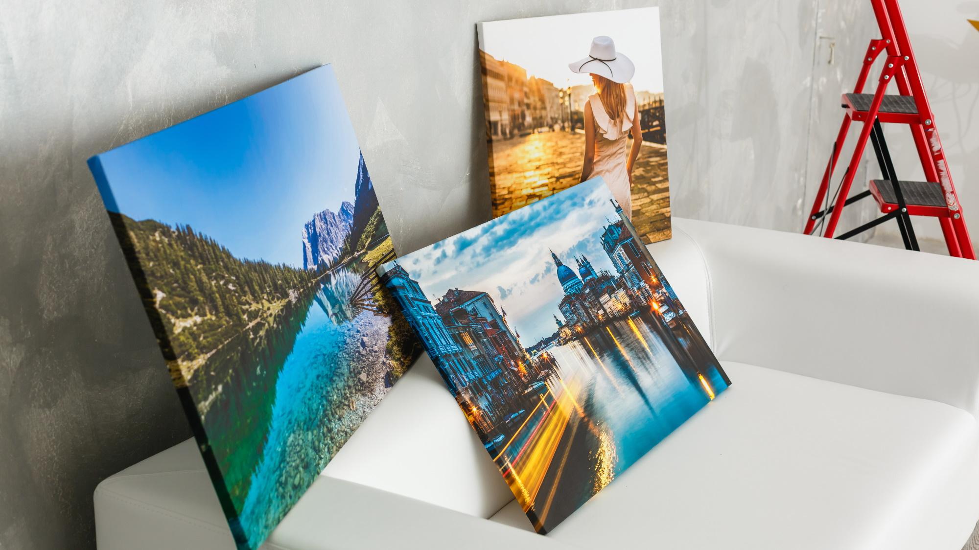 The best canvas print services online 2020 | TechRadar