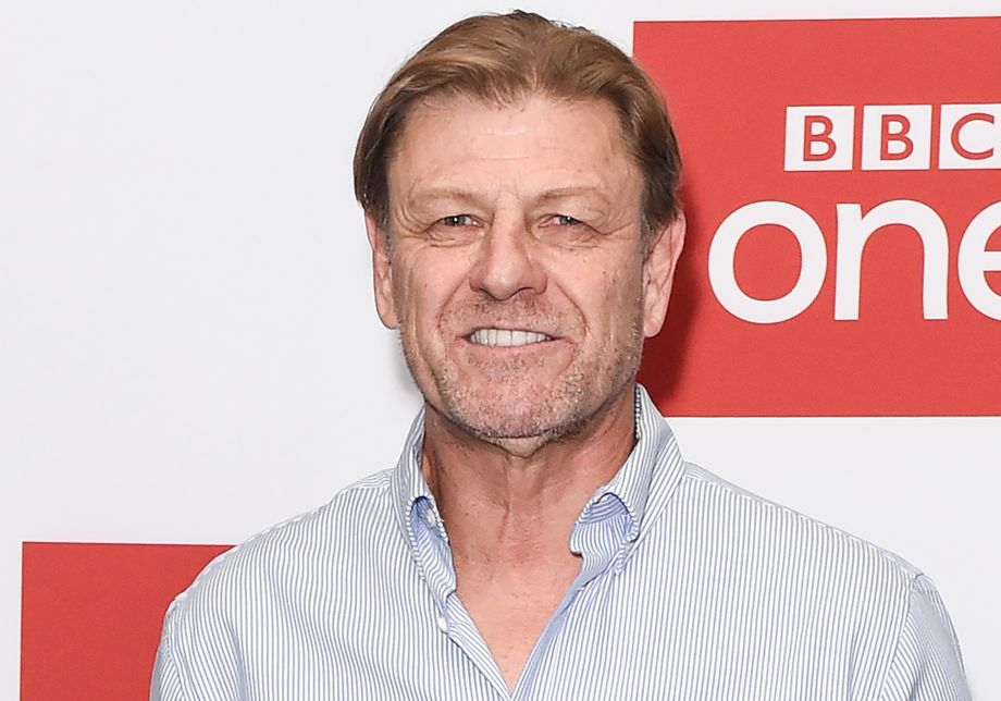 Sean Bean at the launch of World on Fire