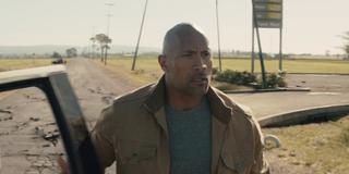 Dwayne Johnson in 'San Andreas'