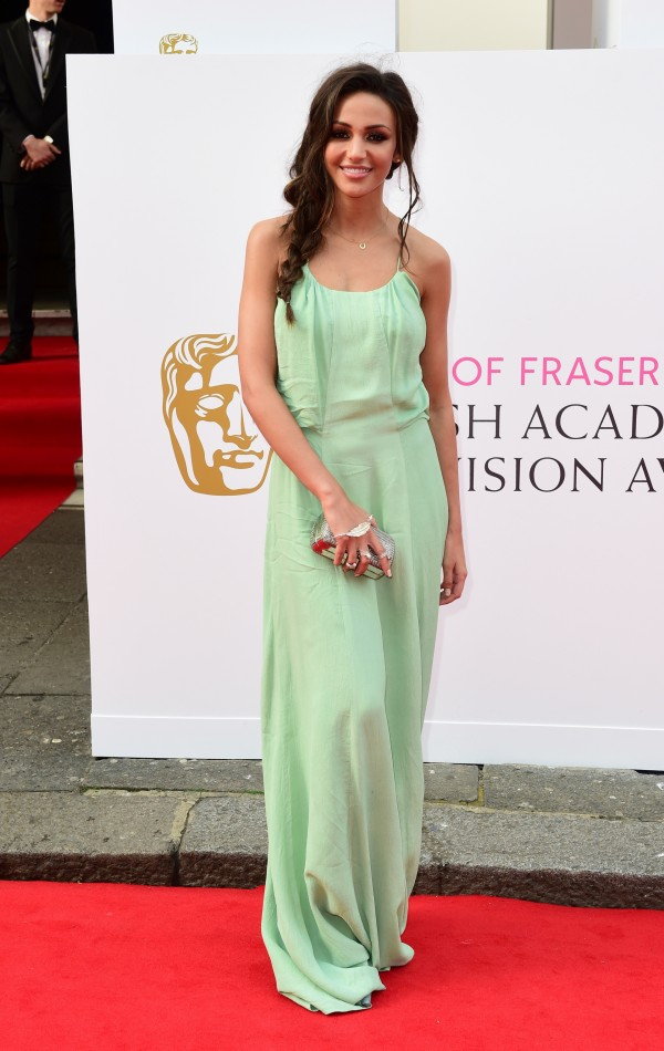 Michelle Keegan (Ian West/PA)