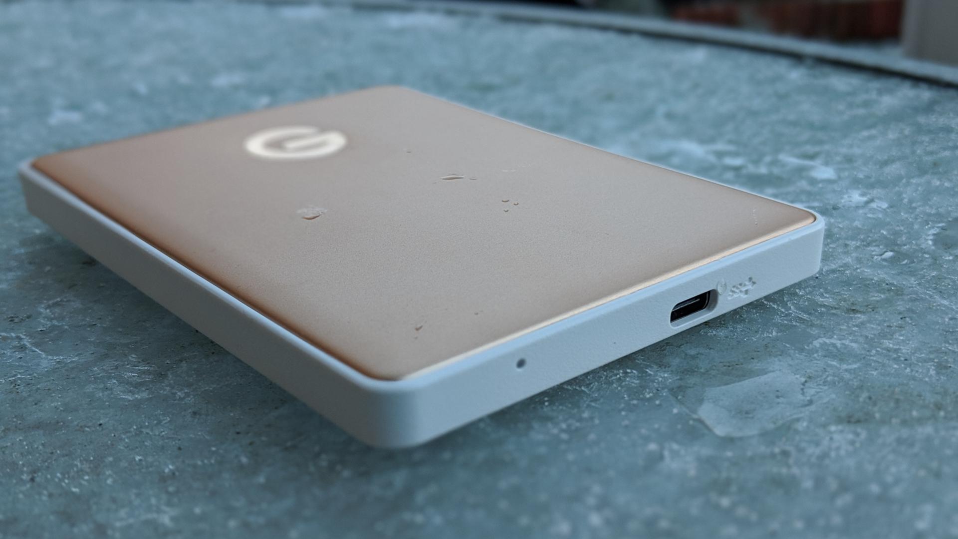 G-Technology G-Drive mobile USB-C 2TB portable hard disk