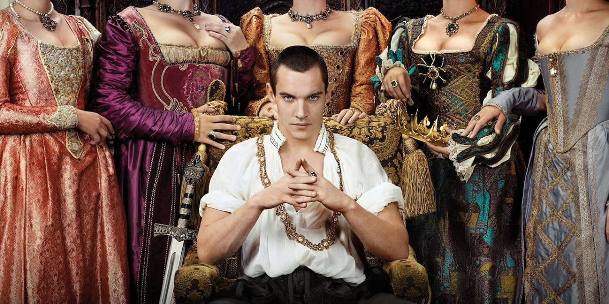 Jonathan Rhys-Meyers in The Tudors