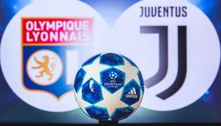 Lyon vs Juventus live stream Champions League