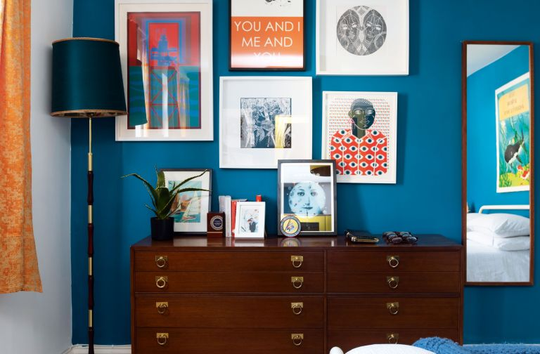 Blue room ideas