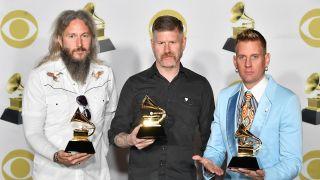 Mastodon at the Grammy Awards