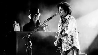 The Toto guitarist talks working with Michael Jackson, Miles Davis, Paul McCartney and more.