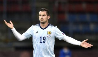 Czech Republic v Scotland – UEFA Nations League – Group 2 – League B – Andruv Stadium