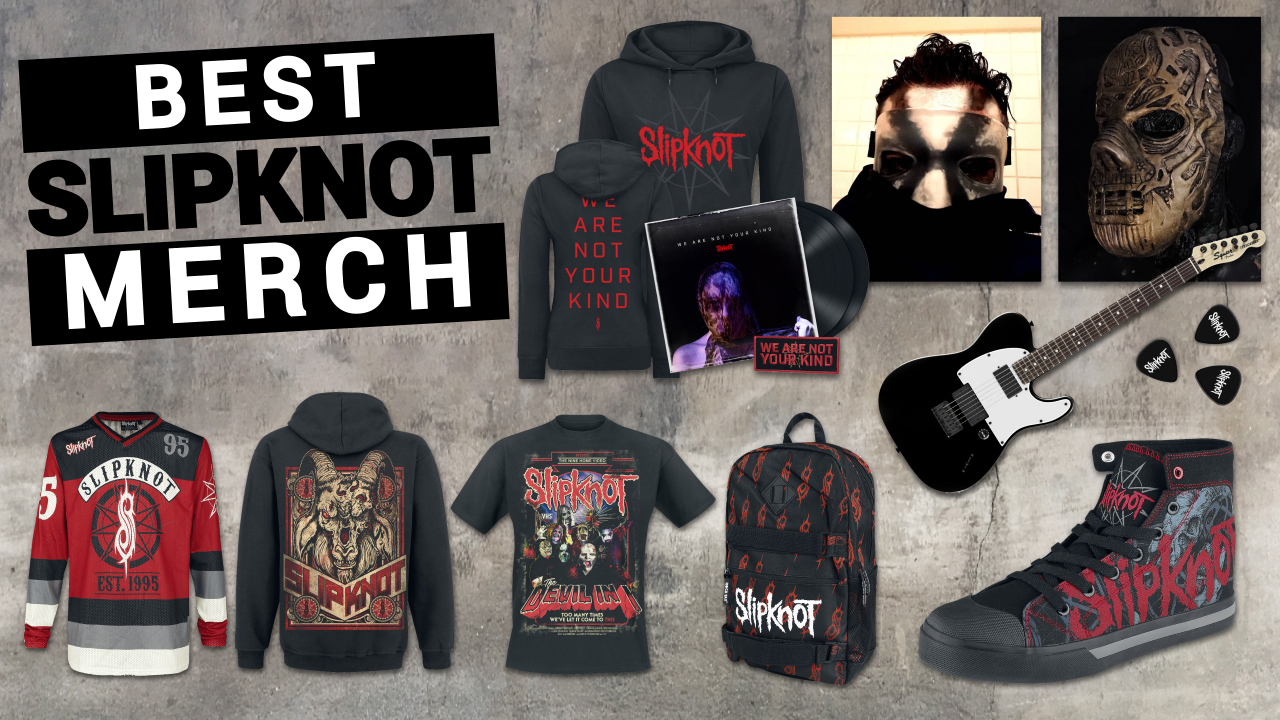 The best Slipknot merch 2019: kit yourself out with vinyl