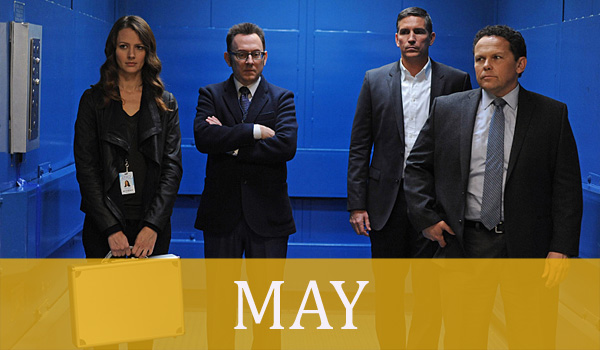 MAY Person of Interest