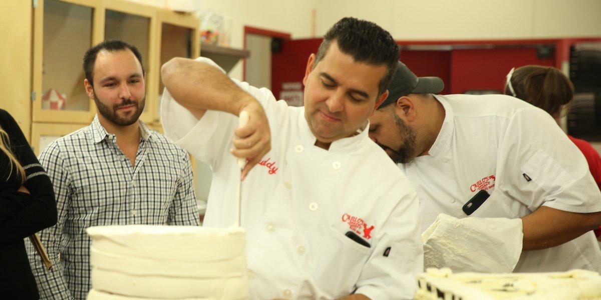 cake boss buddy valestro