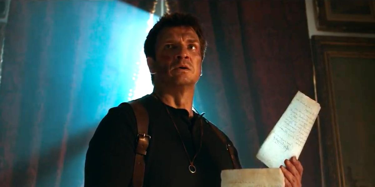 Nathan Fillion in Uncharted Fan Film