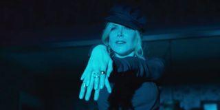 The Prom Nicole Kidman sings in blue light