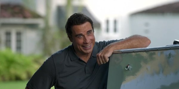 John Travolta Is Bloody And Unrecognizable Filming New Movie